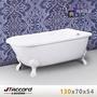 【JTAccord 台灣吉田】840-130 古典造型貴妃獨立浴缸(空缸)