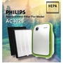 Replacement HEPA and Carbon Filters for Philips AC4025