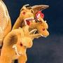 王者 基多拉 三頭龍 娃娃 玩偶 高24 非 哥吉拉 黑多拉 摩斯拉