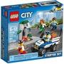LEGO60136 警察系列入門套裝
