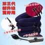【現貨】 舒療釋壓枕 三管全絨氣囊枕 按壓式充氣U型枕 飛機枕 旅行枕 充氣頸枕