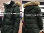 🚚 🌐《預》日本🇯🇵 Tommy Hilfiger 男款 可脫卸 長款 連帽羽絨外套 純色厚羽絨大衣外套
