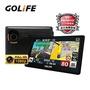 【行車達人】送32G+R20 GOLIFE GoPad DVR7 PLUS 多功能 Wi-Fi 行車記錄+聲控導航+平板