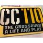 cc110 Cc110 CC110 本田原廠貼紙 日本製 cross cub crosscub