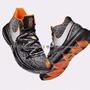🔻新款🔻現貨黑桔已到Nike Kyrie 5 Taco PE 歐文5代黑橙枯叶首發籃球鞋 减震耐磨 气垫鞋 回弹鞋