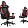 (促銷優惠)含稅免運 MSI龍魂雙色專業電競椅Sports版-黑紅 微星 CH110 龍魂電競椅