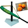 【H.Y SPORT】 HIDO樂樂單人打擊組-組合二 樂樂棒球協會指定品牌 (含打擊座*1+球棒*1+球*3+帆布袋)