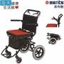 海夫 國睦 美利馳 手動輪椅 Merits 攜式 輪椅L232
