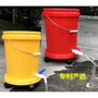 YT精品 #新款#食品級加厚塑膠桶帶水龍頭水嘴家用圓形大水桶20L升塑膠桶帶輪子