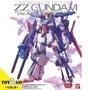 鋼彈模型 MG 1/100 ZZ鋼彈 ver.ka 機動戰士鋼彈0088 幽谷  玩具e哥24519