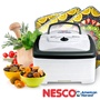NESCO 天然食物乾燥機 方形增量40%乾燥空間 FD-80 [美國原裝進口]