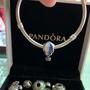 Pandora 潘朵拉 藍色熱氣球