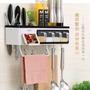 ecoco 現貨❗️現貨❗️免釘廚房收納置物架