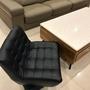 《 質感風 》輕巧時尚可旋轉迷你沙發、腳椅、和室椅、兒童椅(實拍店面可供參觀試座、台灣製造)