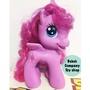 超大 7吋 Hasbro my little pony MLP G3 孩之寶 我的彩虹小馬 紫色 絕版玩具 彩虹小馬