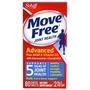 現貨 Schiff Move Free 含MSM+軟骨素+鈣+維他命D3+玻尿酸 藍瓶 80《美國代購》【勝利小舖】