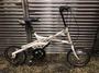 Toyota breezer 16吋 shimano 變速 一秒快速收折二手小折二手折疊腳踏車二手折疊式腳踏車二手折疊車台北市二手腳踏車
