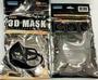 永大醫療~YASCO 防塵口罩(黑/灰) 1包/3入 90元~隨機出貨~滿12包免運~(因口罩有衛生問題,售出不接受退貨,可接受在購買,謝謝)