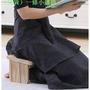 實木禪修凳拜佛凳折疊凳喝茶跪凳跪坐凳打坐坐墊正坐凳跪坐椅矮凳-