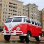 福斯 兒童電動車 Volkswagen原廠授權 童車 兒童電動車 麵包車 廂型車 [兒童騎乘] (8.5折)