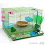 寵物籠子 兔籠特大號兔子籠子荷蘭豬豚鼠垂耳兔養殖籠寵物兔荷蘭鼠大號 JD  晶彩生活