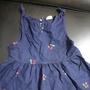 女童夏季小洋裝-二手尺寸95