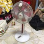 EuropAce ESF 126C Tatami Ball Bearing Fan