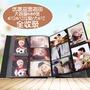 ☃♂6寸過塑相冊本插頁式680張皮面大容量家庭情侶寶寶影集相簿紀念冊