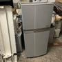 東芝二手小冰箱功能全部正常