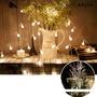 led水晶球裝飾燈串 球泡燈串  150公分led燈串 節日裝飾燈串 新年裝飾燈串