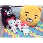 BTS 防彈少年團 金泰亨 閔玧其 娃娃 兒子 兒子娃娃 玩偶