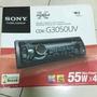 Sony CDX-G3050UV 炫彩汽車音響主機