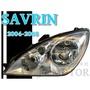 》傑暘國際車身部品《全新 三菱 SAVRIN 04 05 06 07年 晶鑽 魚眼 大燈 頭燈 一顆1750
