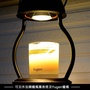 【楓之花舞】蠟燭薰香燈 暖燈 香氛燈 專用燈泡 鹵素杯燈 投射燈 台灣適用(GU10 120V 50W)