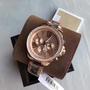 正品代購Michael Kors邁克科爾斯MK6159女錶多功能镶钻錶盘石英錶簡約時尚休閑防水精準三針商務網上爆款手錶