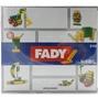 《3C3Q潛能開發》《適合LASY教學》 FADY積木 71PCS小盒