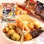 【天六/傳六】二色綜合豆果子14袋入 北海之味x7  好味餅x7 341.6g 日本進口零食