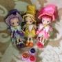 小魔女Doremi 娃娃 已絕版第二代