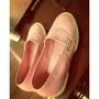 Superga粉色帆布鞋