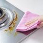 🎀抖音爆款 椰殼抹布家用不掉毛洗碗布 廚房用品加厚吸水不沾油清潔布🎀