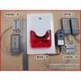 現貨 一年保固 大音量 2區感應式 門窗DIY防盜保全警報器組 台灣製 有線無線 組裝 監控 警示燈 送警民連線警示貼紙