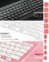 藍芽鍵盤 團購價 台灣商檢合格 B.friend 無線藍芽鍵盤BT300 鍵盤滑鼠手機有注音英字iphone/htc/sony/