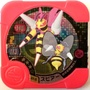 精靈寶◓ 神奇寶貝 Pokemon TRETTA 臺灣第9彈 三星 菁英級別 U3-13 大針蜂 超進化