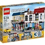 LEGO 31026 腳踏車店 咖啡店 3in1