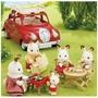EPOCH 森林家族 - 家庭車野餐烤肉組