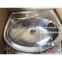 TC水電🔹台灣製造 不鏽鋼 304 4吋 雙孔 白鐵 面盆 臉盆 白鐵 龍頭 洗手台 洗臉盆 水槽 壁掛式