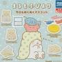 日本三麗鷗-莫普/抹布君/毛毯熊 扭蛋 站立-全新未拆封