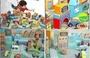 英國BOOTS 超大顆50粒 城市建築 交通情景積木 益智玩具 兒童玩具 禮物