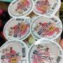 盛香珍霸果實白桃果凍
