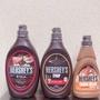 §洺禾§附發票§ 賀喜 好時 HERSHEY'S 賀喜焦糖醬 賀喜巧克力醬 賀喜黑巧克力醬